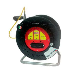 Vedenkorkeuden mittari lämpötila-anturilla MLT