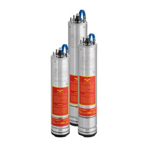Coverco Submersible Motors