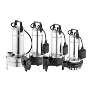 Franklin Electric drainage and sewage pumps